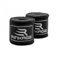Rinkage Vanquish Bandages élastiques Color Noir Size 250