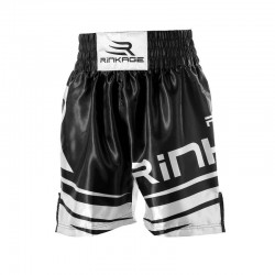 Rinkage Hector Short boxe anglaise Color Noir-Blanc Size S