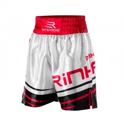 Rinkage Hector Short boxe anglaise Color Noir-Blanc Size M