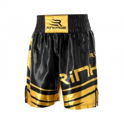 Rinkage Hector Short boxe anglaise Color Noir-Blanc Size L