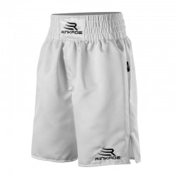 Rinkage Hercules Short boxe anglaise Color Blanc Size M