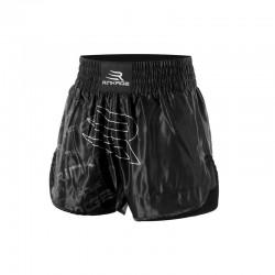 Rinkage Shiva Short kick boxing Color Noir-Jaune Size M